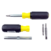 Enderes Tools No. 2151,  6 in 1 Cushion Grip Screwdriver