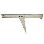 Saga No. 135555 Right Handed Slate Stake Pro Grade